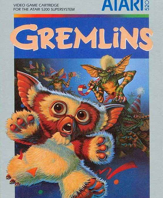 The Last Official Release: Atari 5200 – Gremlins (1986)