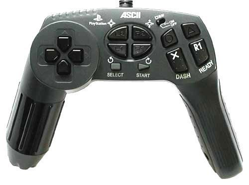 Crazy Controllers – The Resident Evil Pad a.k.a. Biohazard Dedicated Controller