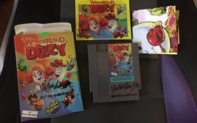 Lost Version of Panic! Dizzy on NES Finally Available on Kickstarter