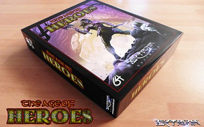The Age of Heroes – Rastan Saga style game makes it to the C64