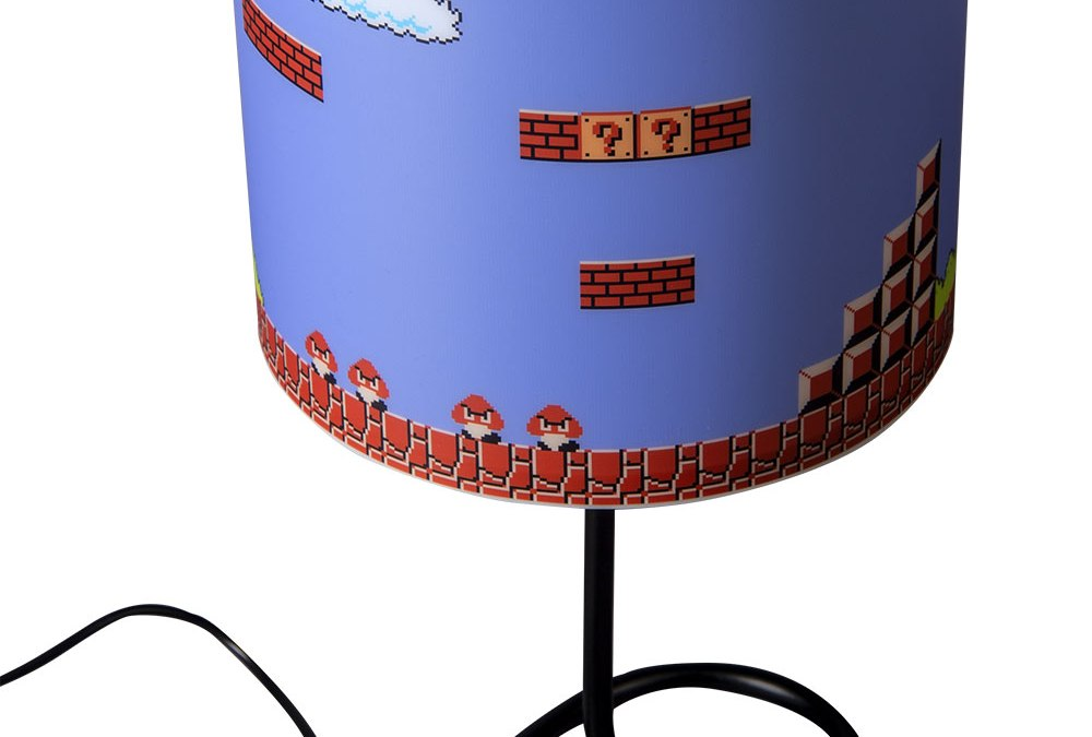 Brighten Your Room With Mario and Nintendo
