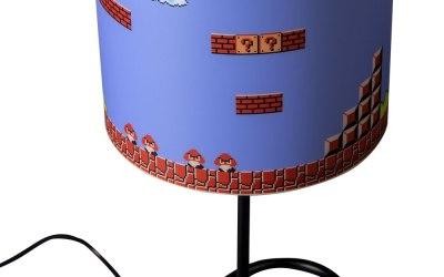 Brighten Your Room With Mario and Nintendo