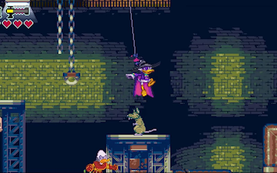 The Duck Knight Returns: Where to Find More Darkwing Duck