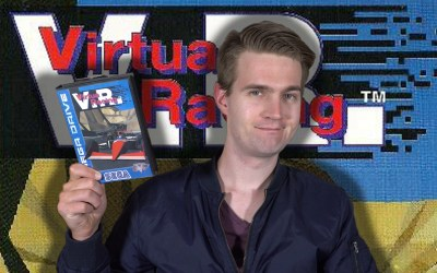 Virtua Racing for Genesis/Mega Drive Review