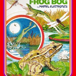 The Cabinet of Curiosities: Frog Bog