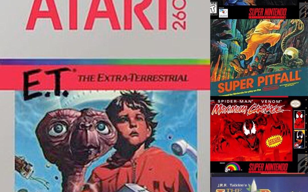 Five Retro Games That Deserve a Re-Do