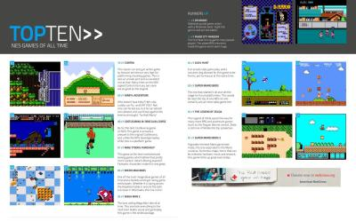 Top 10 NES Games of All Time