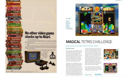 Magical Tetris Challenge By Amy Trinanes