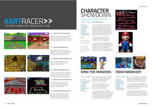 Character Showdown By Josh LaFrance | Old School Gamer Magazine