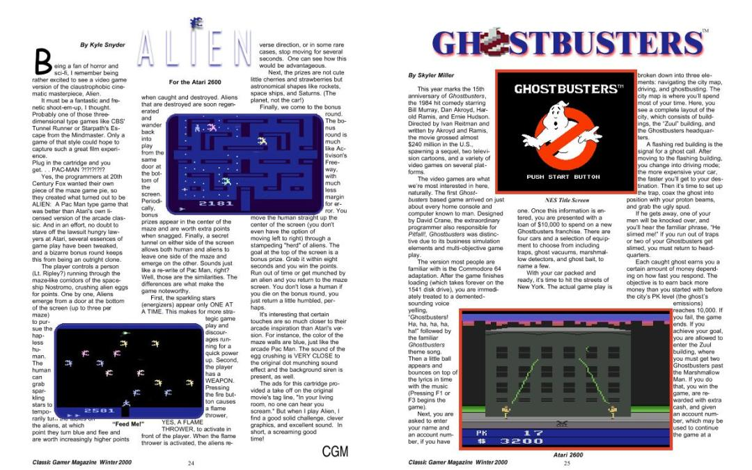 Ghostbusters By Skyler Miller