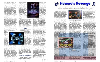 Howard's Revenge By Darrin Powell