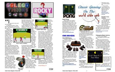 Coleco Visions: Rocky