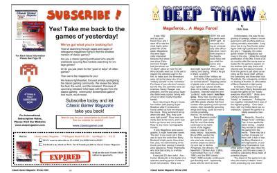 Deep Thaw: Megaforce…A Mega Farce!