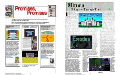 Ultima: A Legend Through Time By Earl Green