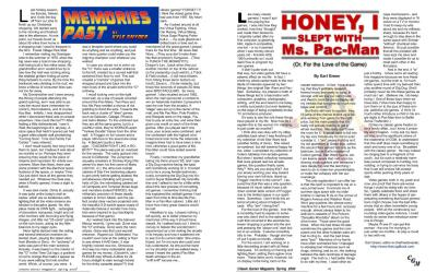 Honey, I slept with Ms. Pac-Man By Earl Green