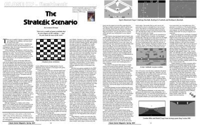 The Strategic Scenario By Leonard Herman