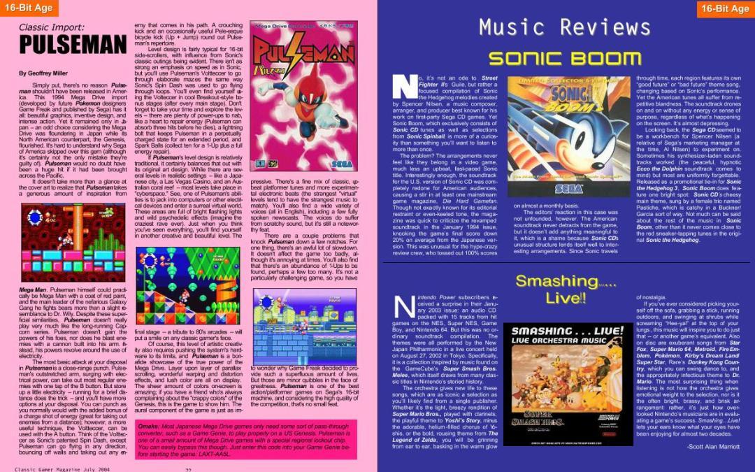Music Reviews: Sonic Boom