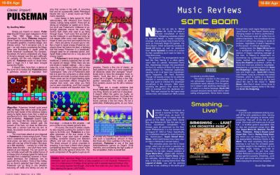 Music Reviews: Sonic Boom