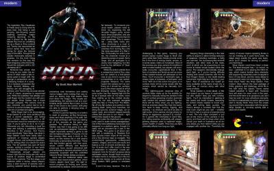 Ninja Gaiden By Scott Alan Marriott