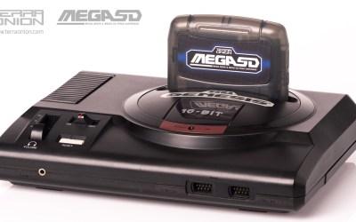 Virtua Racing Shaped MegaSD can now play Virtua Racing