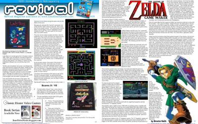 The Legend of Zelda Game Maker