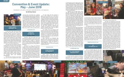 Convention & Event Update: May – June 2019 – By Old School Gamer Staff