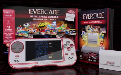 Modern Indie Publisher Announced for Evercade. Also, Official Trailer