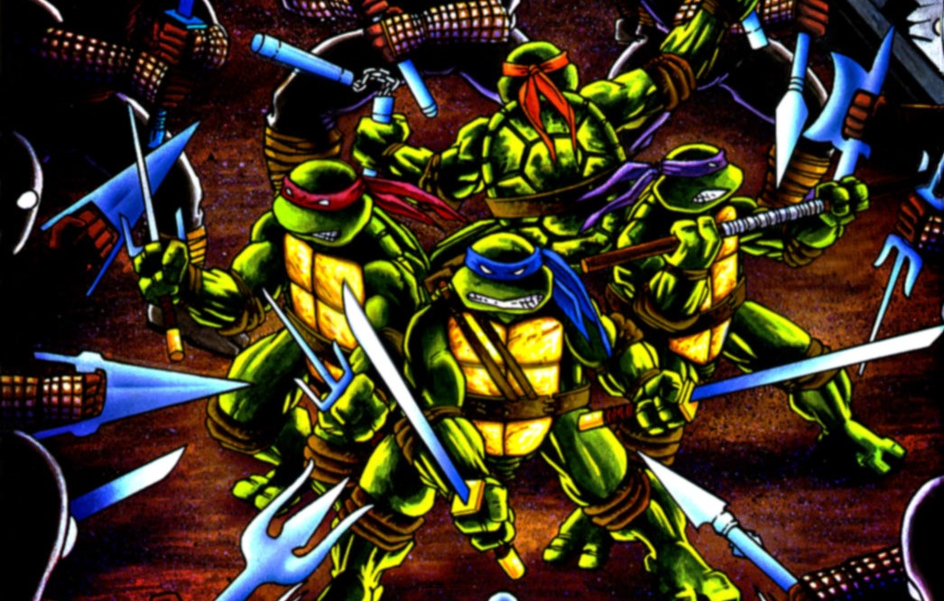 Great Games That Will Probably Never Be Released Again Teenage Mutant Ninja Turtles Fall Of The Foot Clan Old School Gamer Magazine