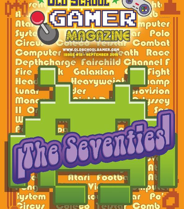 Old School Gamer Issue #12 Now ONLINE! – Coin Up! – By Brian Szarek