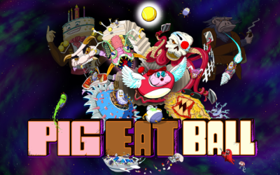 Pig Eat Ball Coming to Nintendo Switch, PlayStation 4, and Xbox One on October 18