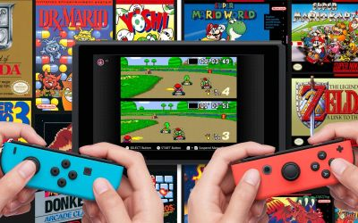Four Retro Games Worth Checking Out on Nintendo Switch Online