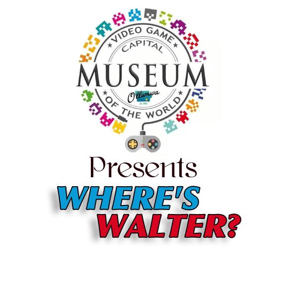 Where's Walter!
