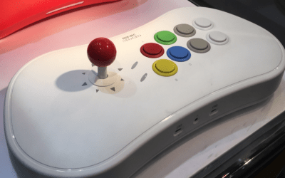 Neo Geo Arcade Stick Pro Details Released