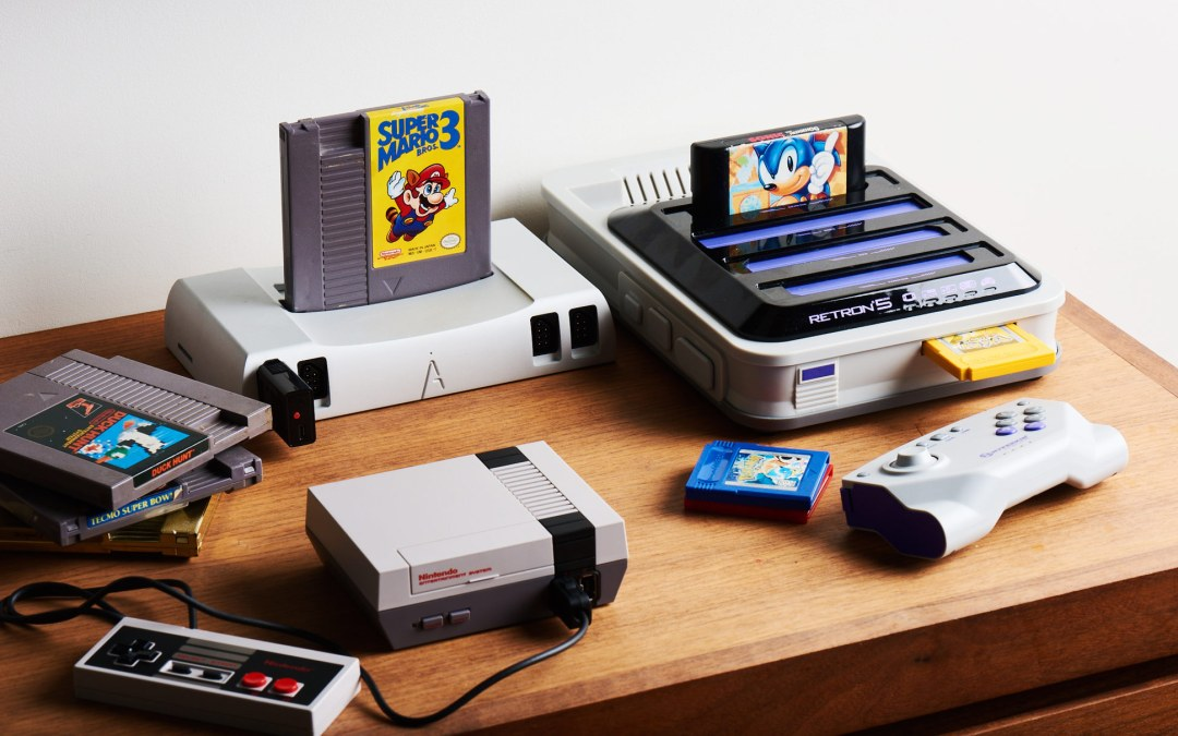 Best Retro Gaming Consoles That Are Brought Back To Life In 2019 Old School Gamer Magazine