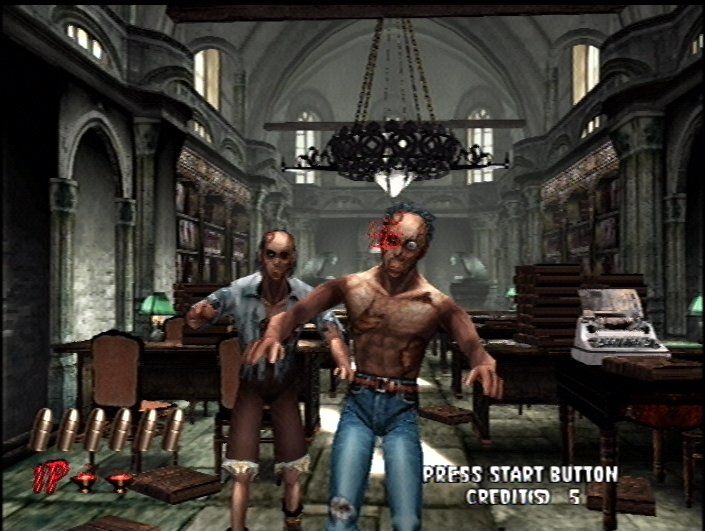 Remakes Announced for House of the Dead 1 & 2