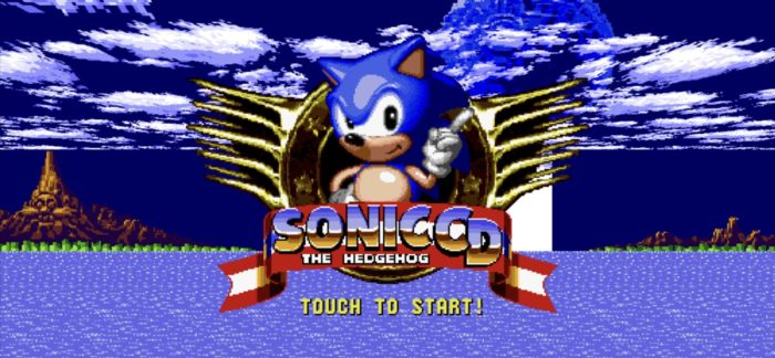 Sonic CD: A Gem That Needs to Be Featured More.