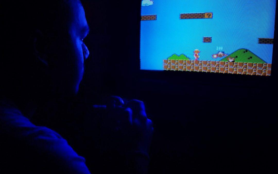 Inception: mini-games in video games