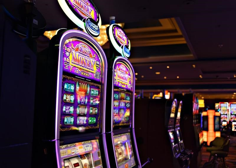 Why Online Slots Are the Original Retro Games