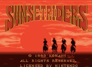 Sunsetriders Saddles Up for Switch and Playstation