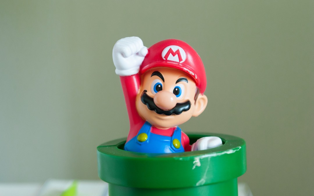 Mario: The Granddad of Video Game Success
