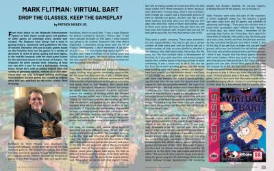 Mark Flitman: Virtual Bart