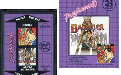 Atari 2600 Encyclopedia: Do you know Bachelor Party / Gigolo?