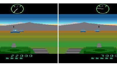 Atari 2600 Encyclopedia: Do you know Battlezone?