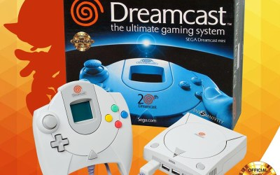 Is The Sega Dreamcast Mini Really Going Be A Thing?