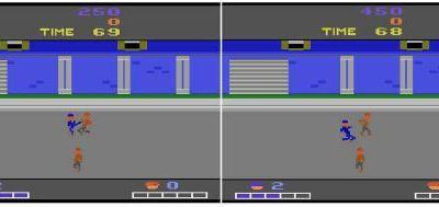 Atari 2600 Encyclopedia: Do you know Double Dragon?