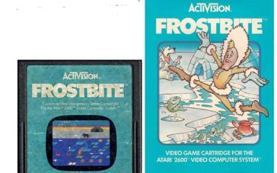 Atari 2600 Encyclopedia: Do you know Frostbite?