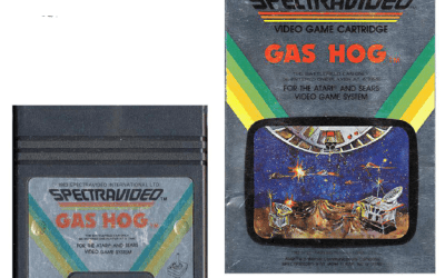Atari 2600 Encyclopedia: Do you know Gas Hog?