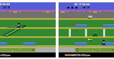 Atari 2600 Encyclopedia: Do you know Keystone Kapers?