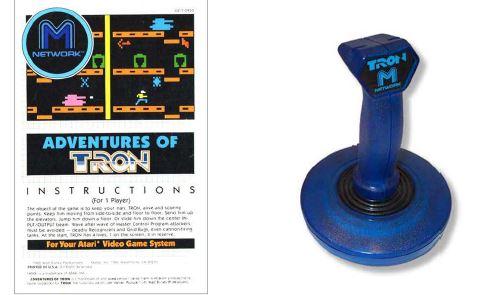 Atari 2600 Encyclopedia: Do you know Adventures of Tron?