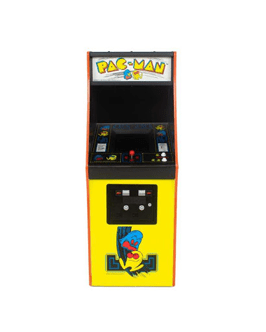 Pac-Man Quarter Arcade Review – By Brett Weiss